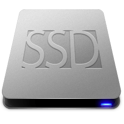 SSD Samsung 850 with USB enclosure