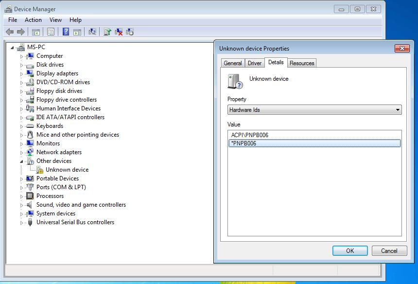 скачать asus acpi driver windows 7