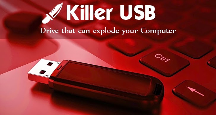 USB can destroy
