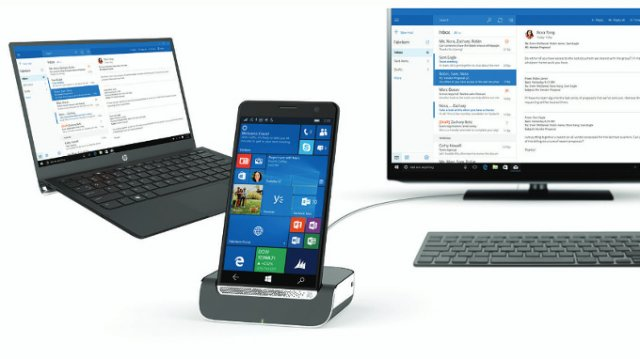 HP Elite X3 Windows phablet full