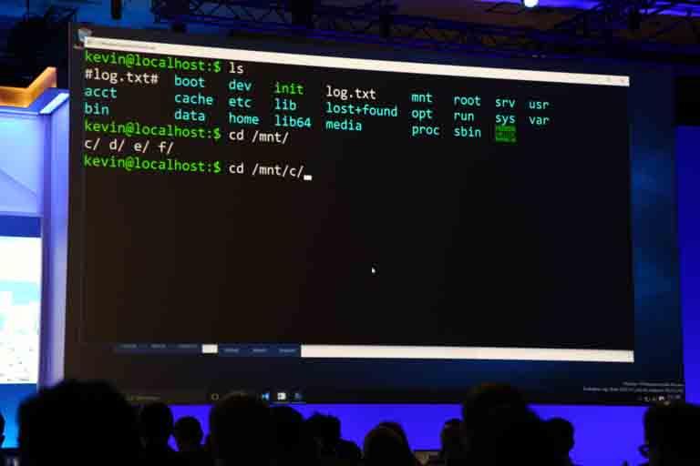 Microsoft Comand line