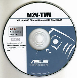 DOWNLOAD DRIVERS: ASUS M2V TVM AUDIO