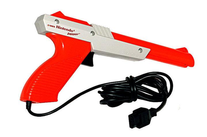 Nintendo Gun