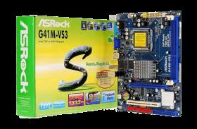 ASRock G41M-VS3 Lan Driver for Windows XP