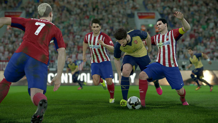 Pro evolution soccer 2017 Officially presented release date