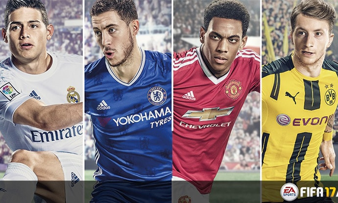 2 months until FIFA 17 release
