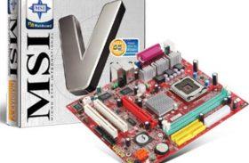 PM8M3-V H Audio and VGA Drivers Windows 7