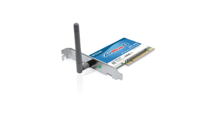 D-Link AirPlus G DWL-G  Wireless PCI Card - Free ...