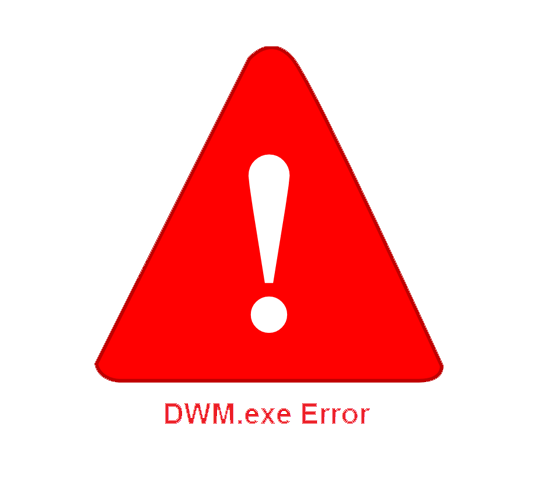 How To Fix A DWM.exe Error