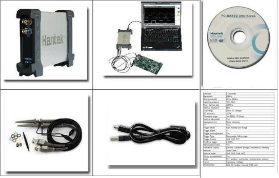 Best USB oscilloscope