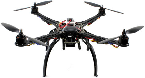 What is a Quadcopter