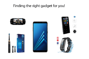 right gadget for you