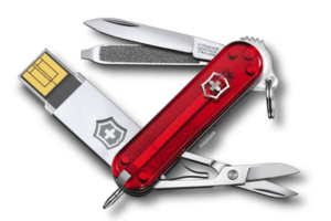 USB Storage Swiss Army Knife