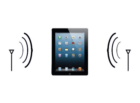 Wi-Fi-only Tablet