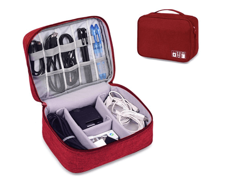 Travel cable bag