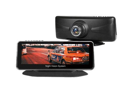 LANMODO Car Night Vision Camera