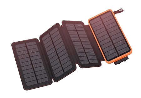 Solar Charger 25000mAh Hiluckey Outdoor