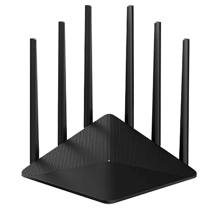 WEIWEI Wireless Wi-Fi Two-Band Router