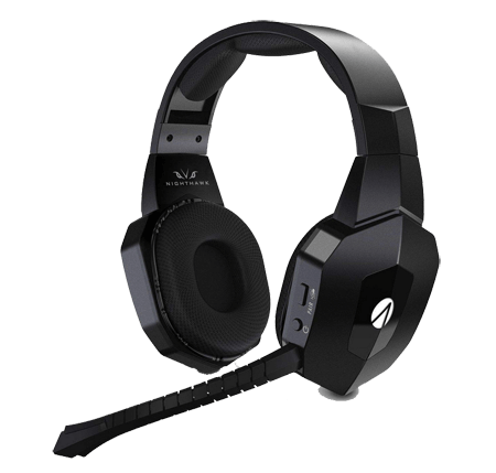 Stealth Nighthawk Multi-Format Wireless Gaming Headset