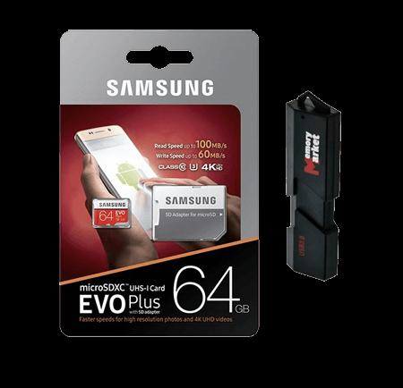 Samsung 64GB MicroSD