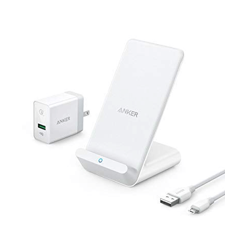Anker PowerWave 7.5 Fast Wireless Charging