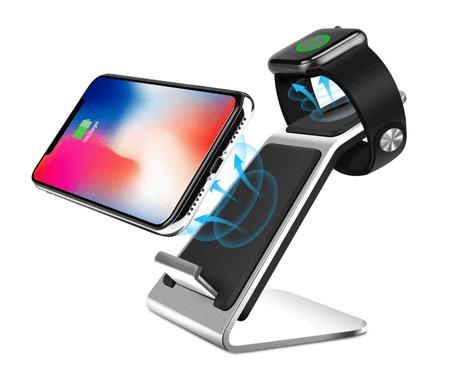 Metal Wireless Fast Charger DETUOSI