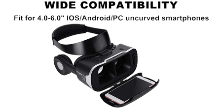 Types of Virtual Reality Headsets