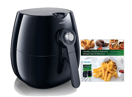 Philips Starfish Technology Airfryer - HD9220/28