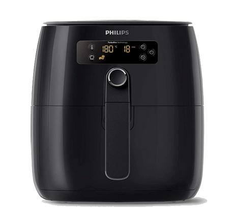Philips TurboStar Technology Airfryer - HD9641/96