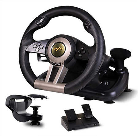 Driving Force Racing Wheel and Pedals