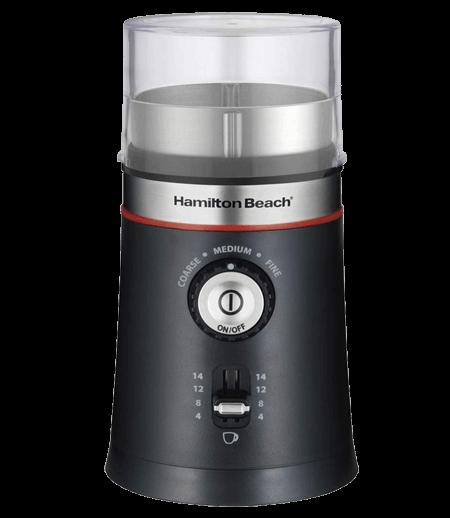 Hamilton Beach 10oz Electric Coffee Grinder