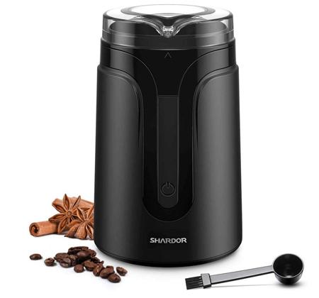 SHARDOR Electric Coffee Grinder