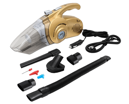 HCMAX 4 in 1 Car Vacuum Cleaner