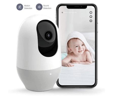 Baby Monitor WiFi Camera 1080P