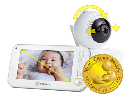 Bebcare Motion - Smart Video Baby Monitor