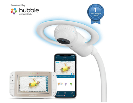 Motorola Halo+ Video Baby Monitor