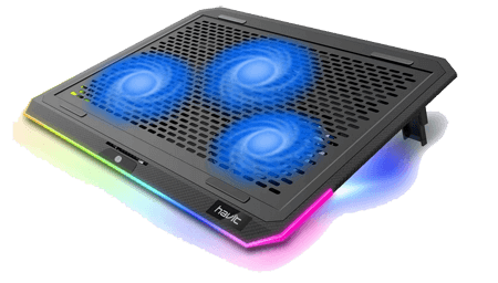 RGB Laptop Cooling Pad for 15.6-17