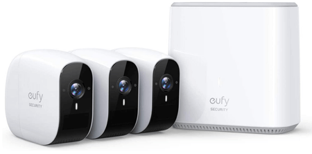 eufyCam E Wireless Home Security Camera System