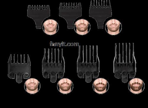 Wahl 9916-4301Trimmer beard