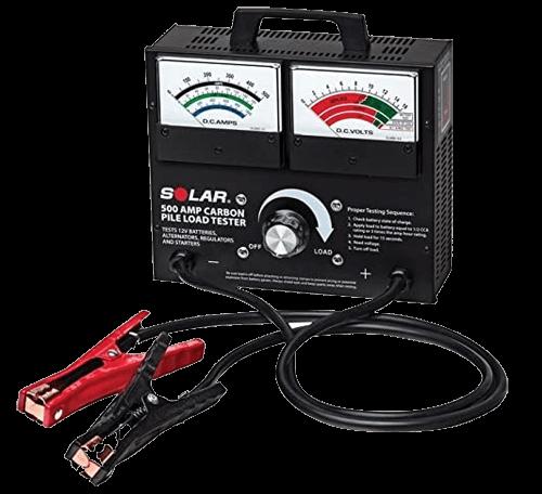 Clore Automotive Solar Battery Load Tester