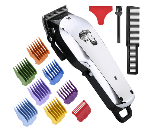 Professional Cordless Hair Clipper for Men