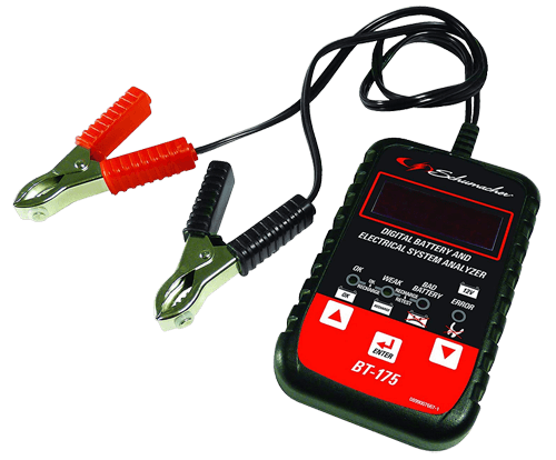Schumacher BT175 12V Digital car battery tester