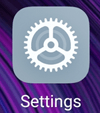 Settings Xiaomi