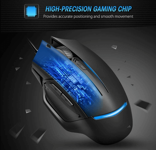 Gaming Mouse High-precision