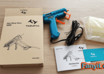 50W Tilswall hot glue gun