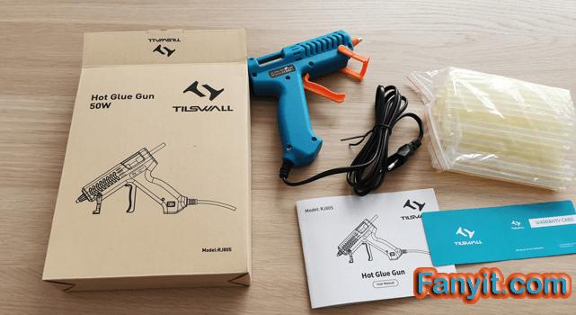 50W Tilswall hot glue gun