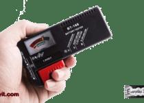 BT-168 Universal Battery Checker