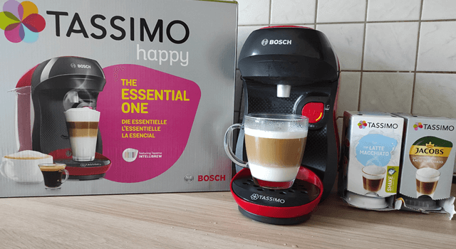 Bosch Tassimo happy
