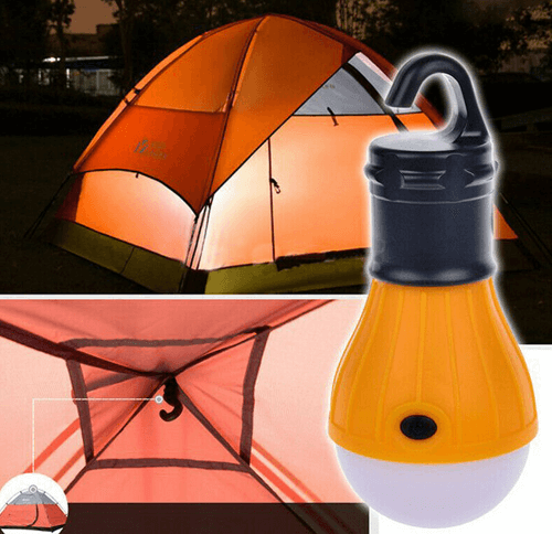 Portable small and compact LED light