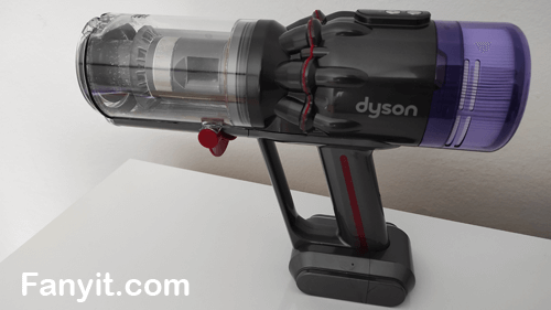 Dyson Micro 1.5kg Cordless vacuum